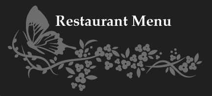 China Rose Menu