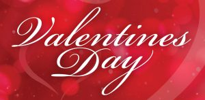 Valentines Day 2018 at the China Rose