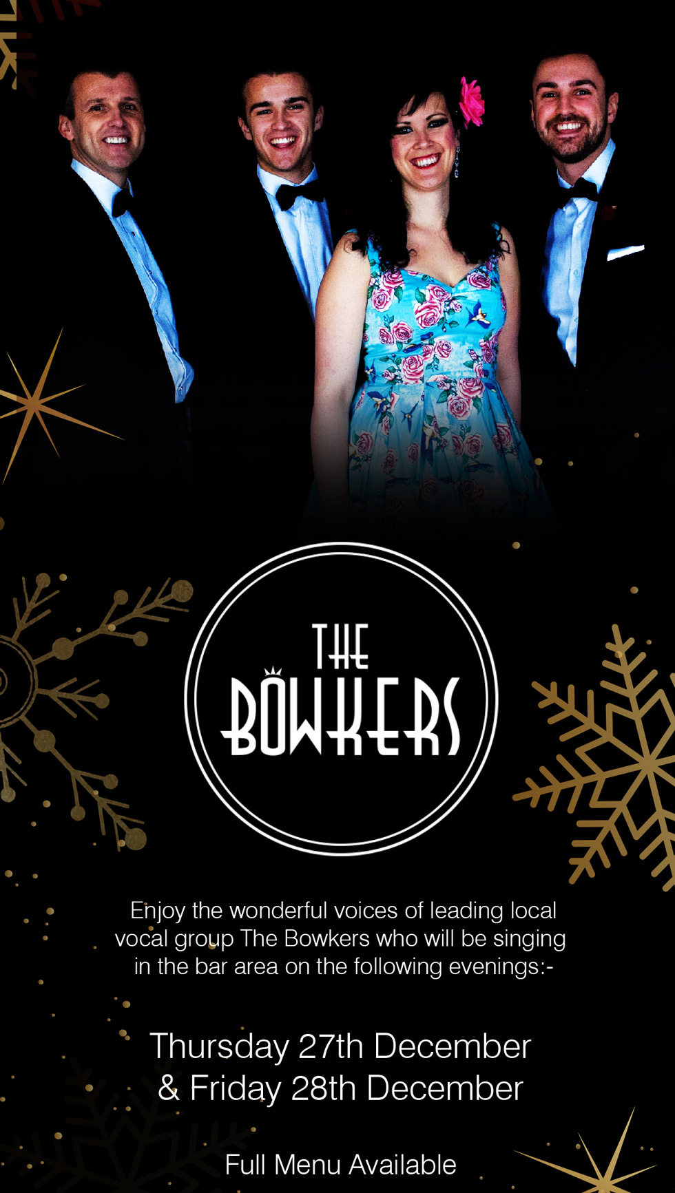 The Bowkers
