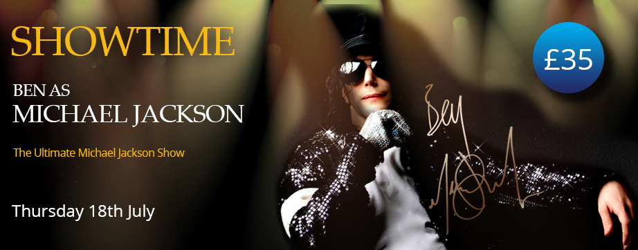 Ben As Michael Jackson