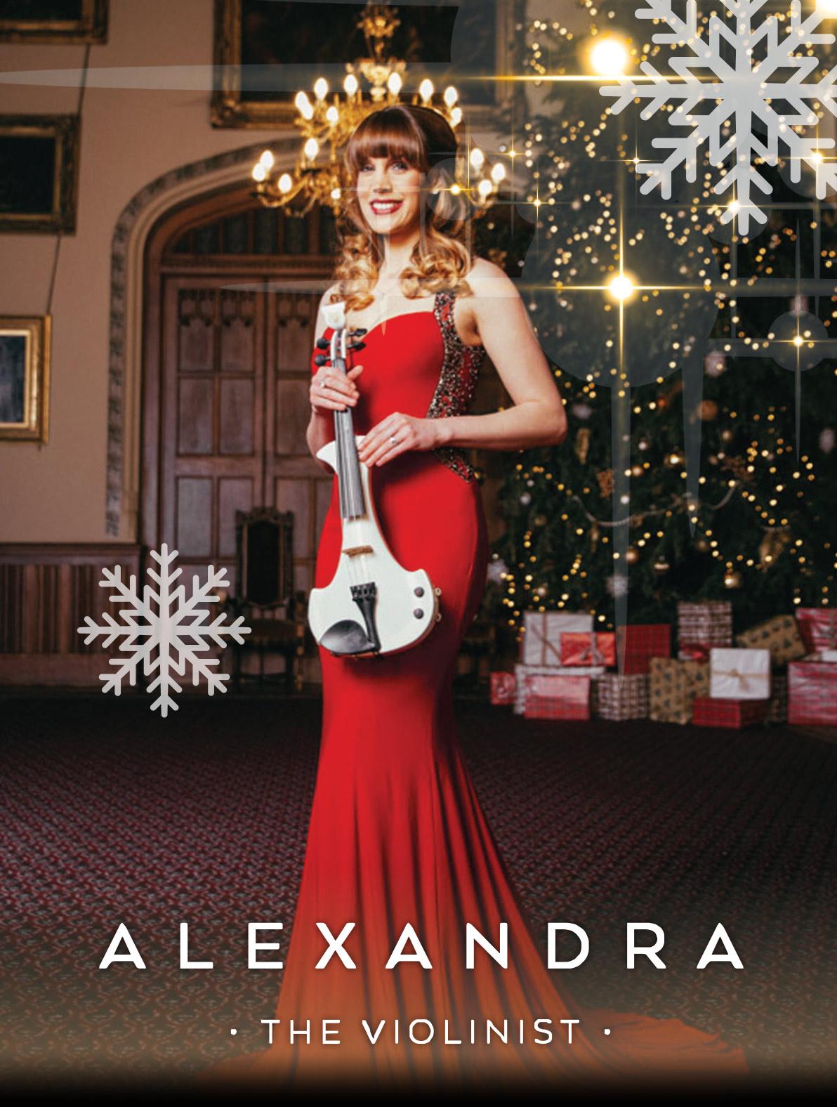 Alexandra - The violinist